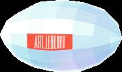 Логотип Студии Артемия Лебедева